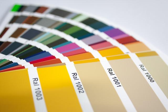 RAL farver til epoxy gulv